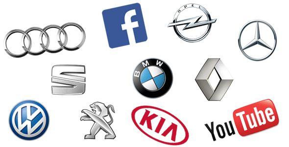 Las marcas de coches y las redes sociales