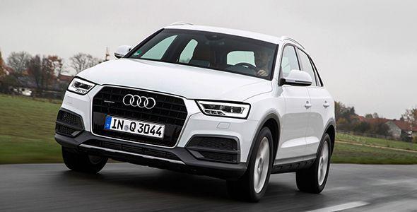 Nuevos Audi Q3 Attraction, Design y Sport 2015