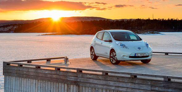 Los vehículos eléctricos convencen a las familias