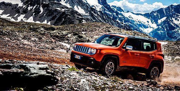 Trailhawk y G4Mechanger, dos nuevas versiones del Jeep Renegade