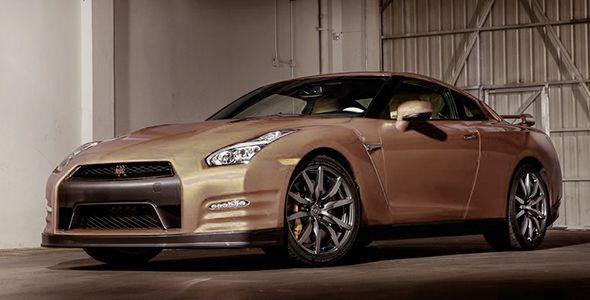 Nuevo Nissan GT-R 45 Aniversario, sólo para EE.UU.