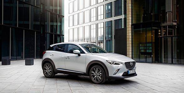 El nuevo Mazda CX-3 llega este verano