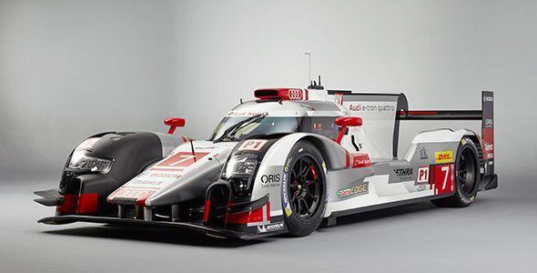 Audi R18 e-Tron Quattro 2015: a por las 24 Horas de Le Mans