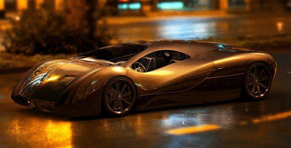 El coche más rápido del mundo se presentará en el Salón de Nueva York