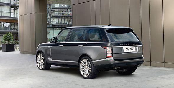El nuevo Range Rover SVAutobiography debuta en Nueva York 2015