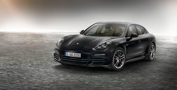 Nuevo Porsche Panamera Edition, más equipamiento