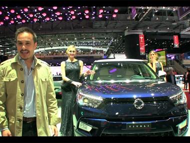 Vídeo: SsangYong presenta su nuevo SUV en Ginebra