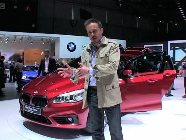 Vídeo: BMW Serie 2 Gran Tourer en el Salón de Ginebra