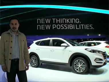 Vídeo: el nuevo Hyundai Tucson desembarca en Ginebra