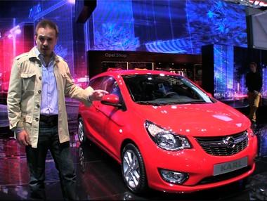 Vídeo: Opel Karl, en Ginebra 2015