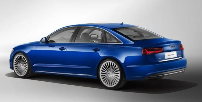 El Audi A6L e-tron se venderá en principio solamente en China.