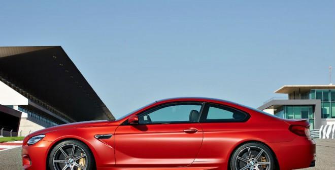 El BMW M6 Coupé será uno de los focos de atención del stand alemán en el Salón de Shanghai.
