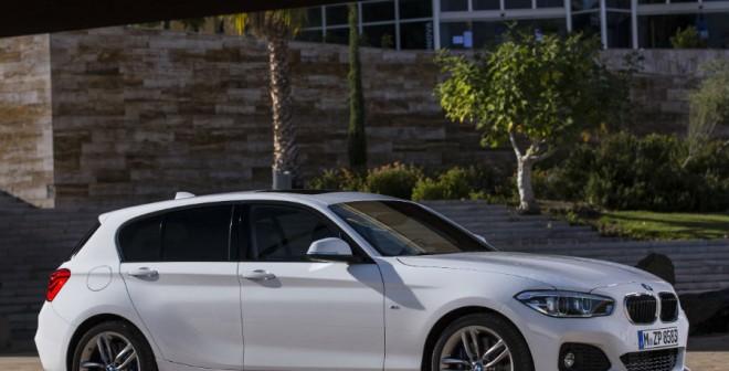 La Serie 1 de BMW se renueva por completo.