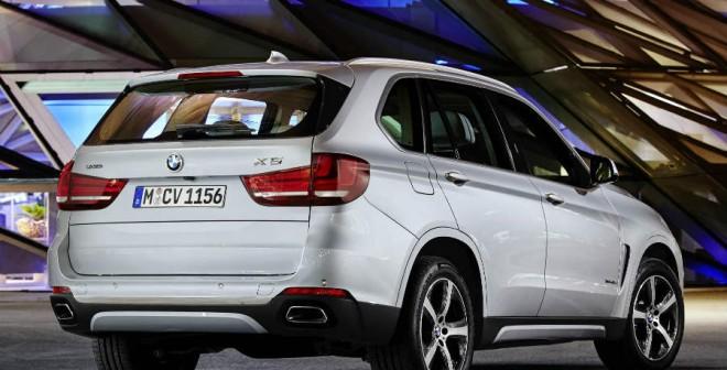 El BMW X5 xDrive40e se presenta a nivel mundial en el Salón de Shanghai.
