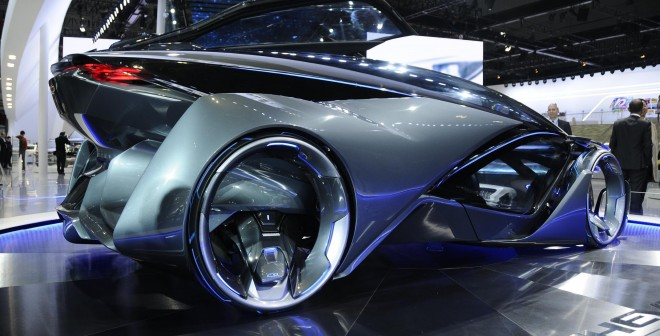Chevrolet FNR Concept.