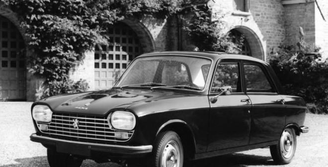 Cuádruple Aniversario Peugeot 204