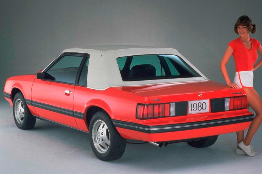 La tercera generación del Ford Mustang no es de las más cotizadas, pero tiene su público.