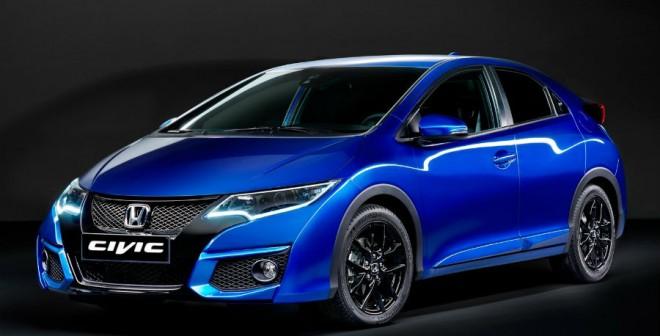El nuevo Honda Civic cuenta con una versión Sport que radicaliza la imagen del modelo.