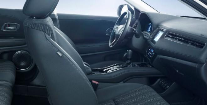 El interior del nuevo Honda HR-V promete ser una referencia dentro de su segmento.