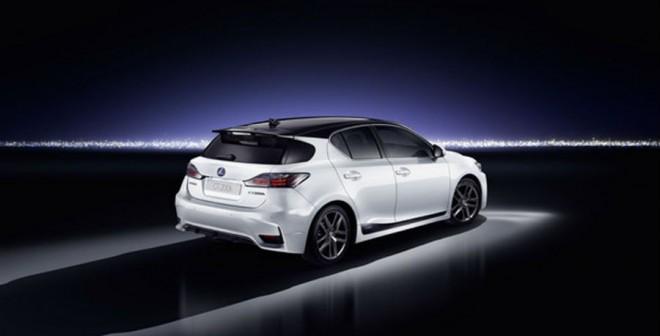 El Lexus CT 200h Fuji llega a España por un precio de 29.900 euros.
