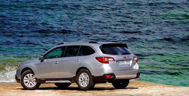 Prueba Subaru Outback 2.0 Diésel Lineartronic 2015, La Coruña, Rubén Fidalgo
