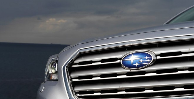 Prueba Subaru Outback 2.0 Diésel Lineartronic 2015, Laracha, Rubén Fidalgo