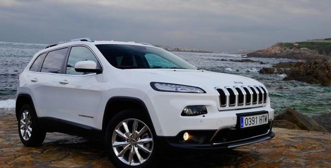 Prueba del Jeep Cherokee Limited 2.0 D 140 CV 2WD, La Coruña, Rubén Fidalgo
