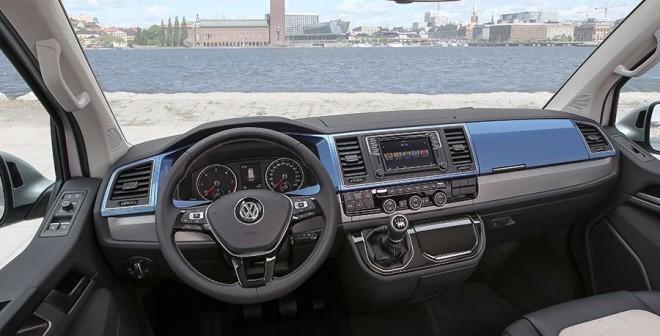Sexta generación VW Transporter T6