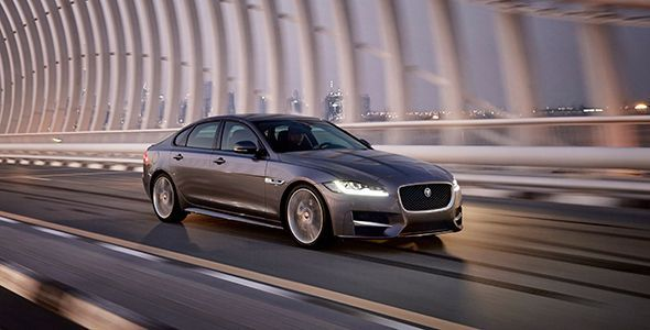 Nuevo Jaguar XF 2015, más fotos y precios