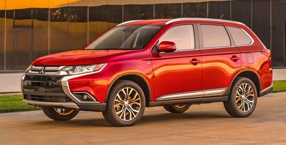 Nuevo Mitsubishi Outlander, mejoras técnicas y cambios de diseño