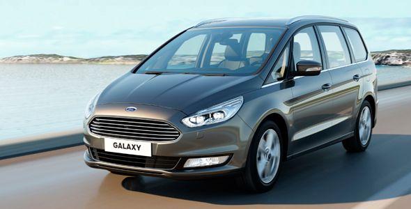 Ford Galaxy 2015, nuevos motores y más tecnología