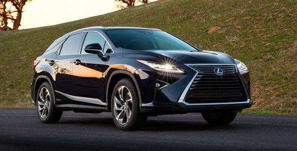 Nuevo Lexus RX, se desvela la cuarta generación