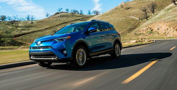 Nuevo Toyota RAV4, el SUV nipón se renueva y estrena variante híbrida