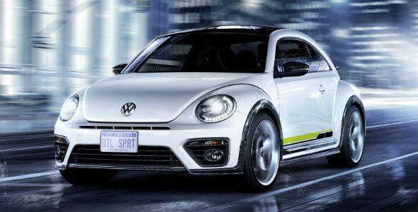 Volkswagen Beetle, 4 nuevas versiones en Nueva York