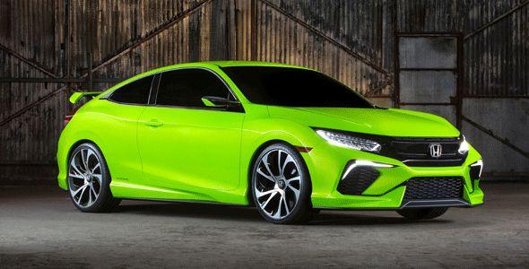 Honda Civic Concept, debuta en el Salón de Nueva York