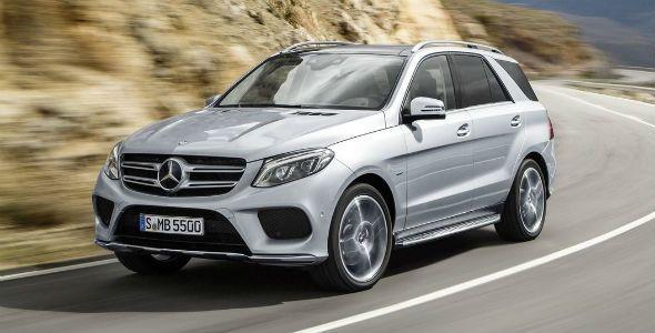 Los precios del Mercedes GLE en España