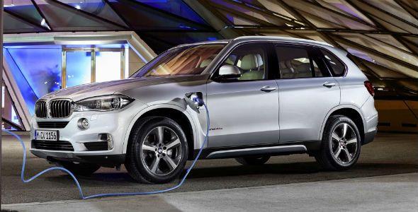 BMW en el Salón de Shangai