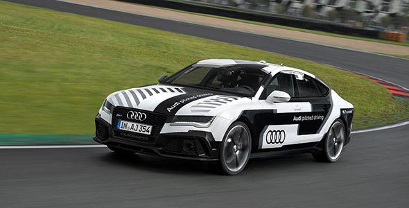Los Audi sin conductor cada vez más cerca