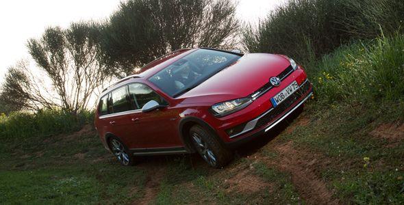 Prueba: Volkswagen Golf Alltrack