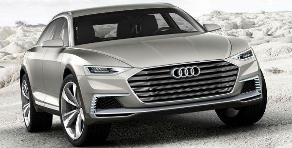 Audi Prologue Allroad, el futuro de los todoterreno