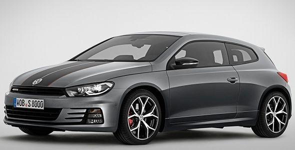 Nuevo VW Scirocco GTS 2015, con un punto deportivo
