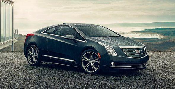Nuevo Cadillac ELR 2016, el Ampera de lujo