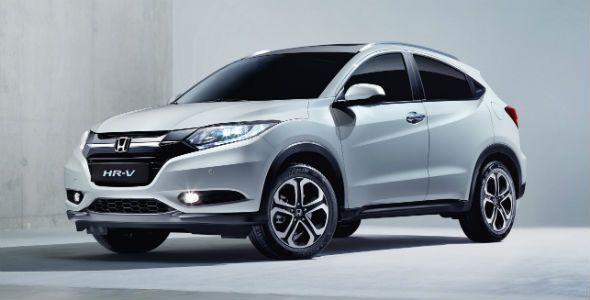 Honda HR-V, todos los datos de un SUV más que eficiente