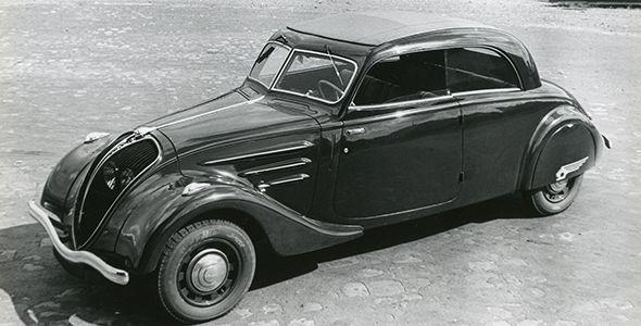 Cuádruple aniversario en el Museo de Peugeot de Sochaux