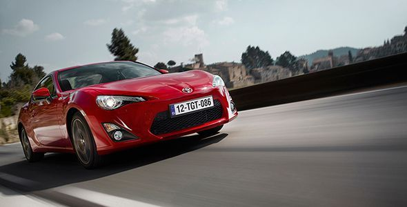 Ya disponible el renovado Toyota GT86 2016