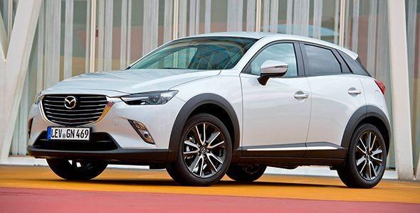 Se inicia la preventa de los Mazda CX-3 y MX-5 en el Salón de Barcelona 2015