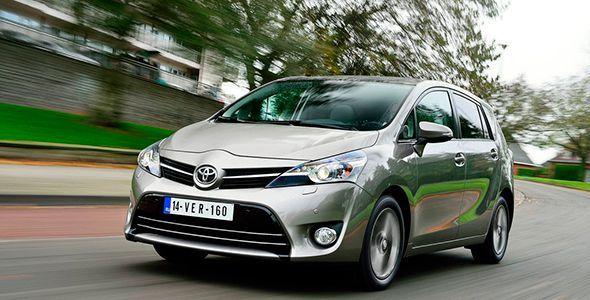 Ya está aquí el renovado Toyota Verso 2015
