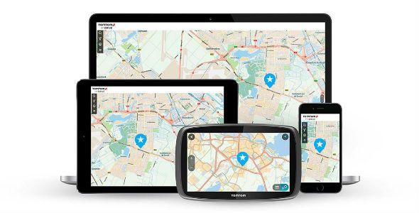 TomTom lanza MyDrive: la aplicación más interesante