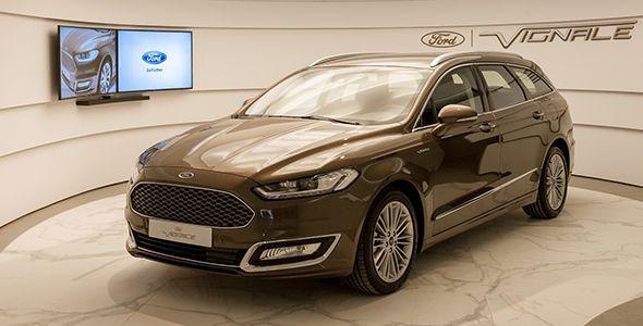 Ford Mondeo Vignale coche oficial de Casa Decor 2015