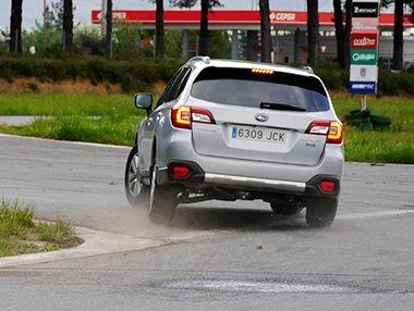 Vídeo prueba del Subaru Outback 2015 diésel automático